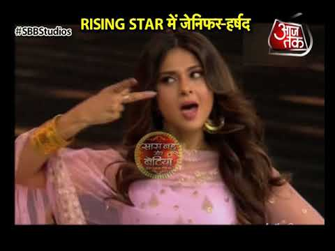Rising Star: Jennifer Winget DANCES With Govinda!