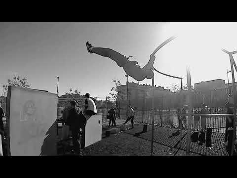 PARKOUR en MADRID