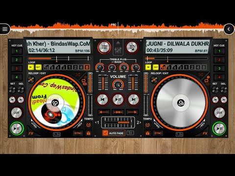 3D DJ Pro Full Mixer Player 100% New Apps Mobile Urdu in Hindi | urdu4like