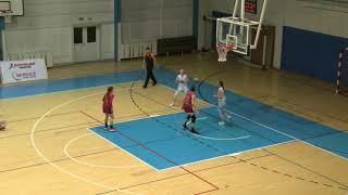 ŠKBD Spišská Nová Ves - BK ŠKP 08 Banská Bystrica