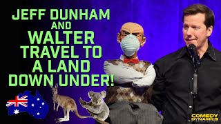 Jeff Dunham and Walter Visit A Land Down Under!