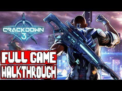 Crackdown 3 Full Game Walkthrough