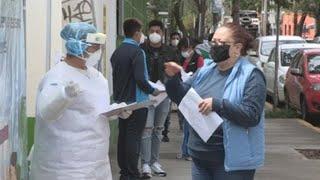 México llega a los 688.954 casos confirmados y 72.803 muertos por la COVID-19
