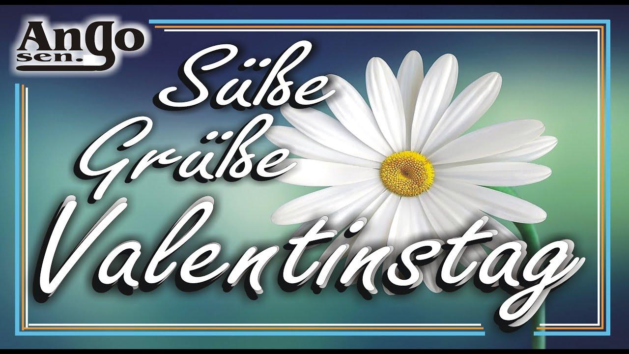 Süße Grüße Zum Valentinstag 2019 Valentine S Day Kurz
