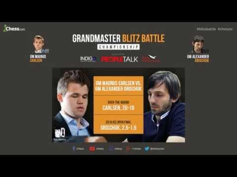 Magnus Carlsen Wins Crazy Chess Game