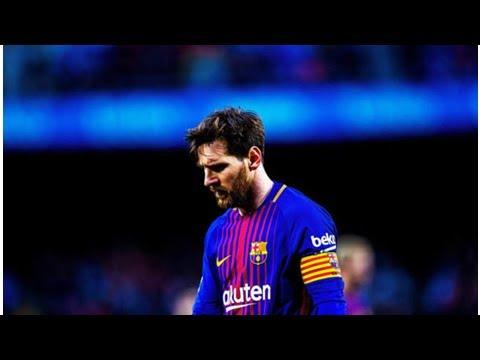Lionel Messi: Barcelona star shares emotional post after missing Malaga clash