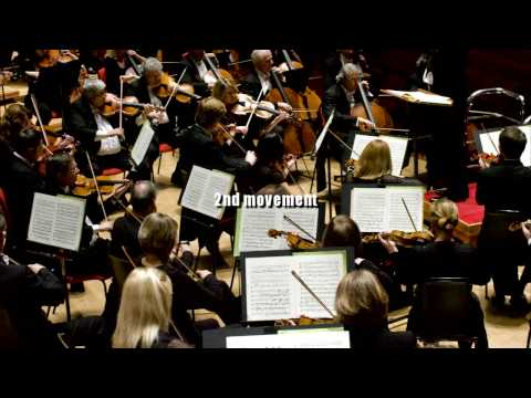 """Dvořák- Symphony No 9 """"From the New World"""" for BUSY PEOPLE"""