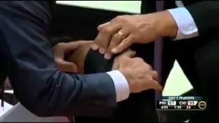 玫瑰Derrick Rose 膝蓋受創!? 這將牽動整個東區季後賽