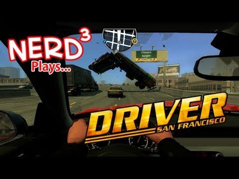Nerd³ Plays... Driver: San Francisco