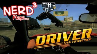 Nerd³ Plays... Driver: San Francisco