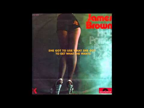 James Brown - Hot Pants (Part 1, 2 & 3) [Single Version]