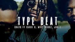 "(FREE) Migos ""FIRE"" Ft Cardi B, Jon Z, El Dominio Type Bea Trap Instrumental Uso Libre"