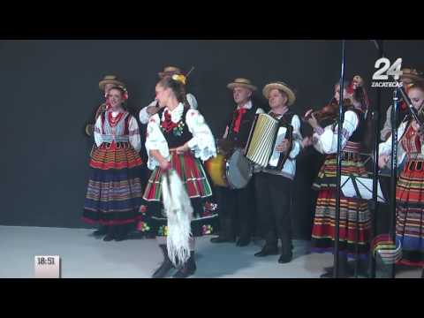 Especial Folkloriada Mundial 2016 - The Folk Song and Dance Ensemble JAWORD (Polonia)