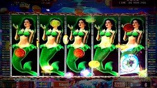 Ultra Stack Mermaid Slot - RETRIGGER FRENZY!