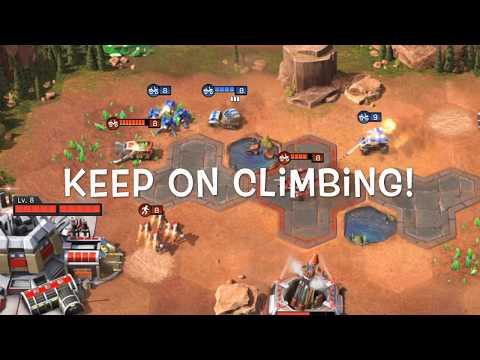 Command and Conquer: Rivals END SEASON REWARDS HOW IT WORKS