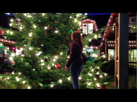 Vlogmas 5: Christmas Lights, Stores, and much more