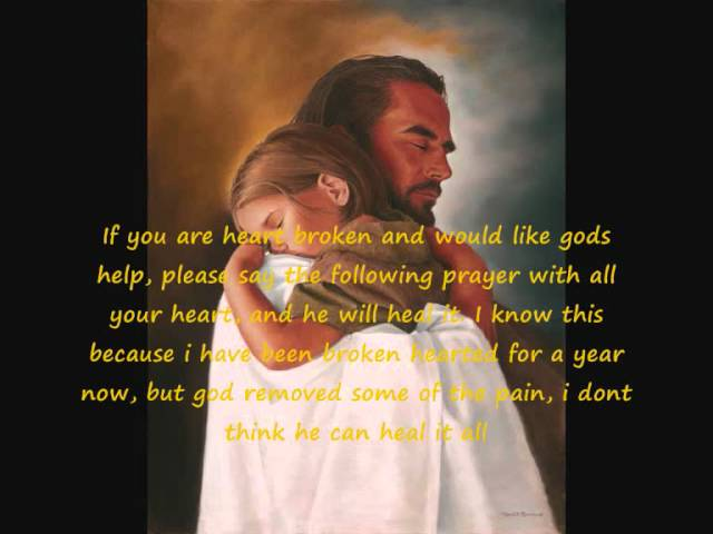 How To Heal A Broken Heart With Gods Help 13 Steps