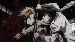 Rakudai Kishi no Cavalry - Ikki vs Sword Eater - Fight scene