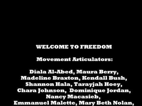 Welcome To Freedom (2014) #TheBBoyBallet