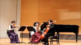 室内音楽の楽しみ IMAMO Quartet イマノカルテット 日時:2014年6月7日...