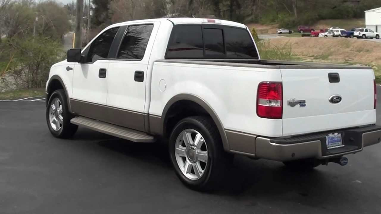 for sale 2006 ford f 150 king ranch stk p6053a youtube. Black Bedroom Furniture Sets. Home Design Ideas