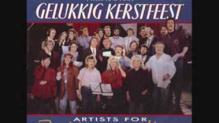 Artists for Ronald McDonald House Gelukkig kerstfeest 1988