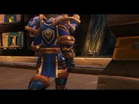 Crossing Over - A WoW Movie