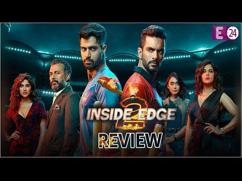 Inside Edge Season 2 Review । Amazon Original   E24