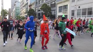 Bay to Breakers 2018 San Francisco California