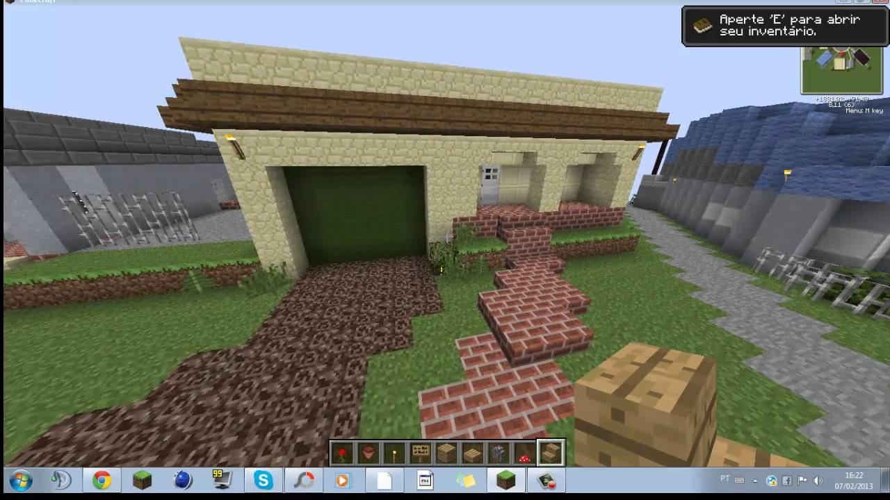 Grove Street Minecraft Youtube