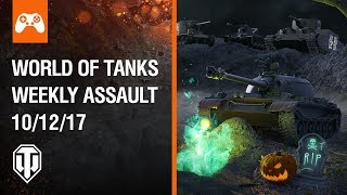 Console: World of Tanks Weekly Assault #24