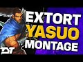 Extort High Elo Yasuo Montage - Best LoL Plays 2016