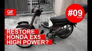 Restore Honda EX5 High Power? (Dream laa...)