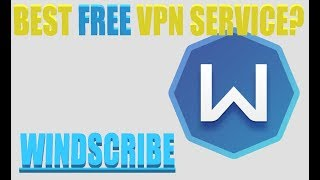 Windscribe vpn free