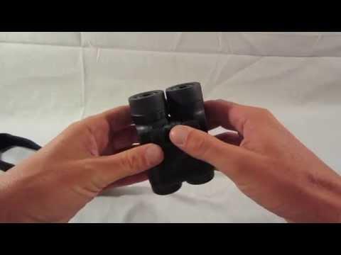 Bushnell H2O Waterproof Compact Binocular, 10 x 25 mm review