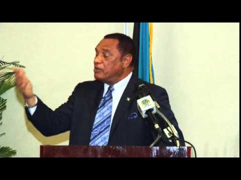 The Bahamas Launched the National Stem Cell Industry PM pt 2