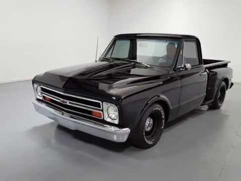 1968 Chevrolet C10 Stepside Pick Up Truck For Sale Youtube