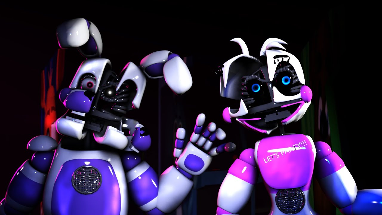 how to find chica in fnaf sister location