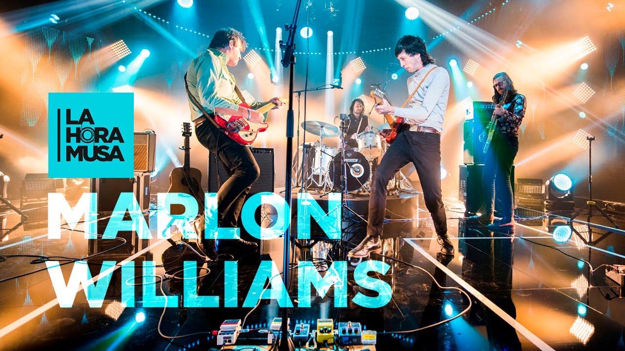 MARLON WILLIAMS   Make Way For Love   La Hora Musa   La 2