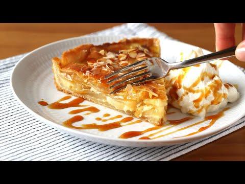 SE DESHACE EN LA BOCA. Una tarta de manzana muy jugosa y fácil de hacer