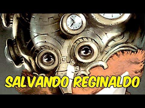 SALVANDO O REGINALDO   The Sexy Brutale
