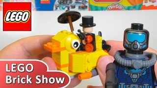 LEGO Batman 76010, Бэтмен против Пингвина