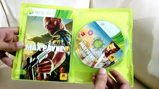 Max Payne 3 | Microsoft Xbox 360 Games | Review And Unboxing