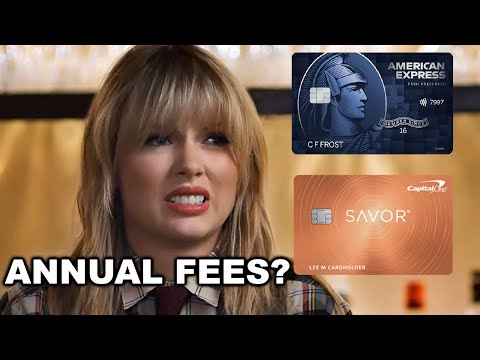 The PROBLEM W/ Annual Fee Cash Back Credit Cards