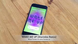 Wake me up ringtone - taeyang (태양) tribute marimba remix ...