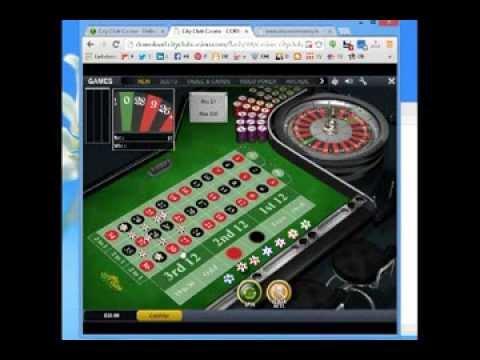 Vinnests no 33 uz 48 USD. Online kazino. Rulete