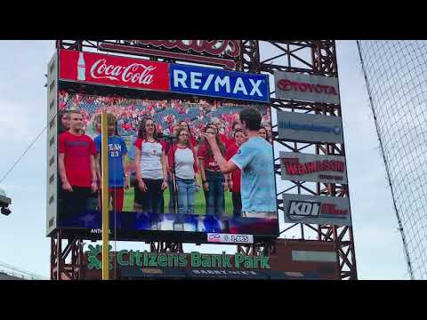 Central Bucks High School East Choir Phillies