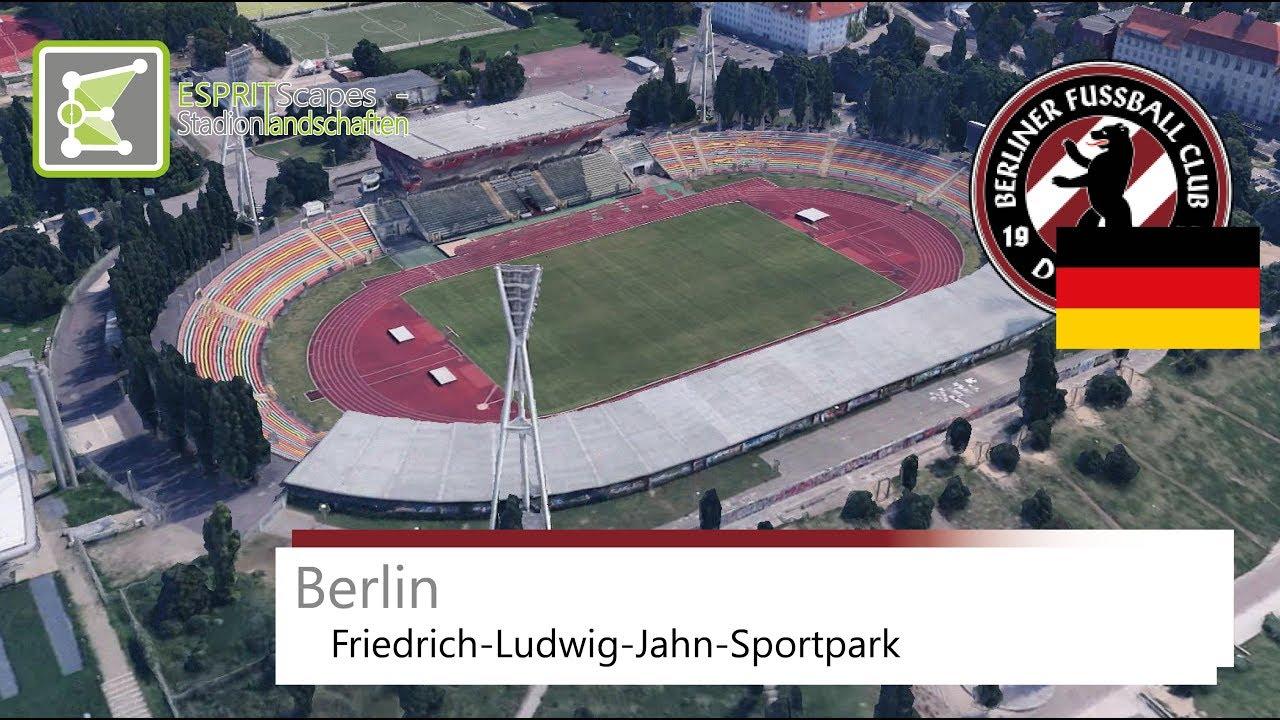 Jahn Sportpark Berlin