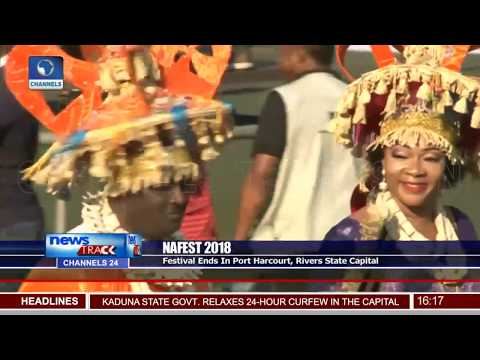 NAFEST Festival Ends In Port Harcourt, Rivers State Capital