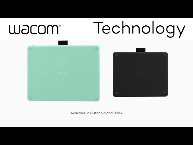 Wacom Intuos pen tablet 2018 revealed: lighter weight